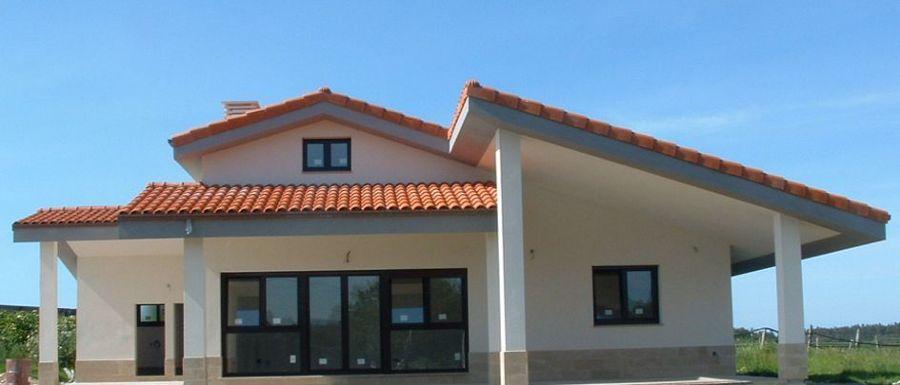 Construccion vivienda unifamiliar ideas construcci n casas - Construccion vivienda unifamiliar ...