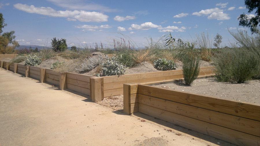Construcciones de madera en las instalaciones de una empresa en amposta tarragona ideas - Carpintero tarragona ...