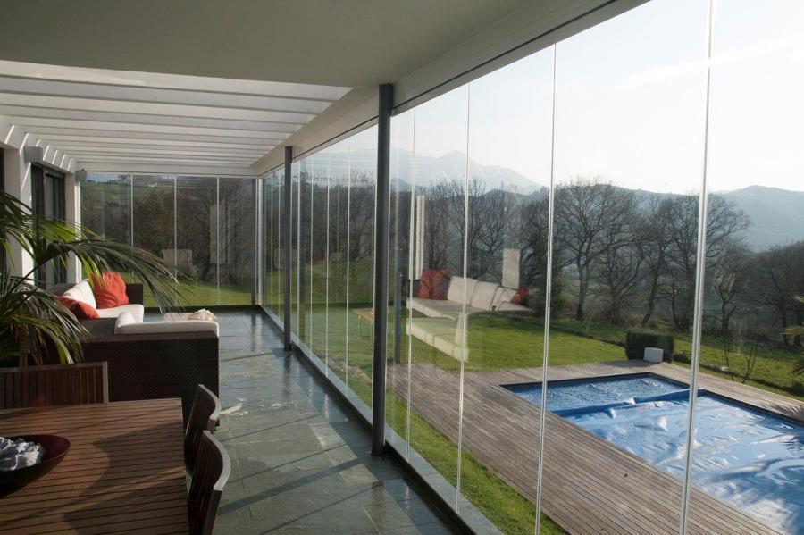 Construcciones Metálicas Prieto- Cortinas de vidrio