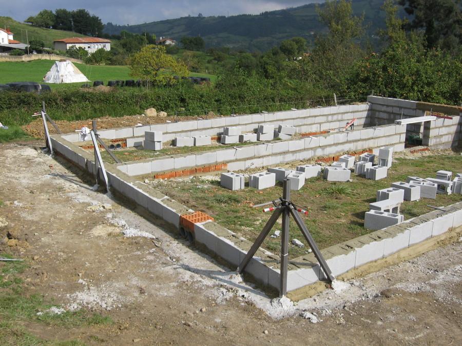Foto: Construciu00f3n Casa en Gij0n, Asturias. de Grupo Tu Casa #624679 ...