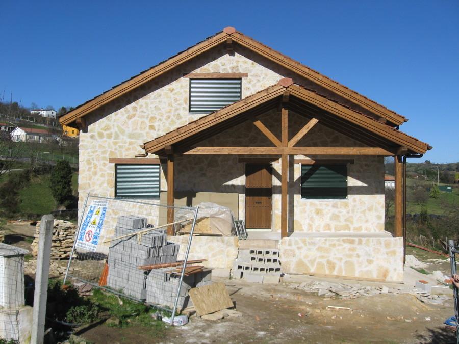 Construci N Casa En Gijon Asturias Ideas Construcci N
