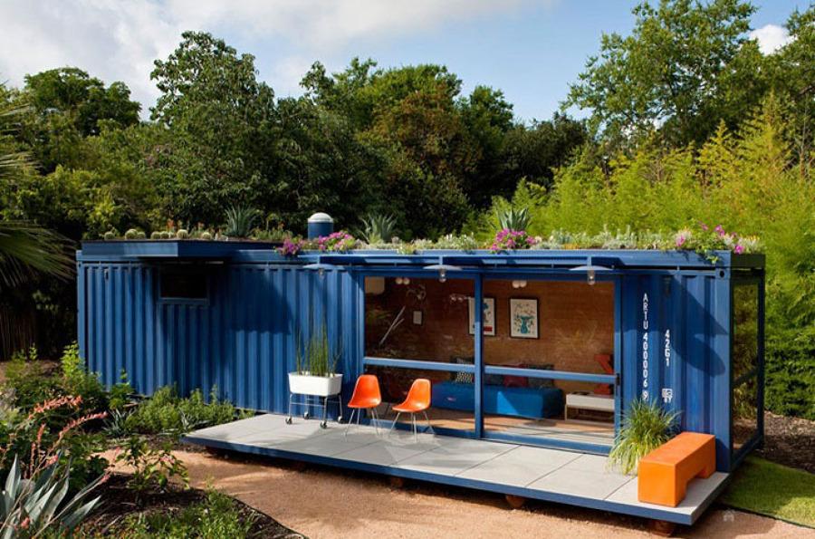 Viviendas prefabricadas casas de contenedores ideas - Contenedores casas prefabricadas ...