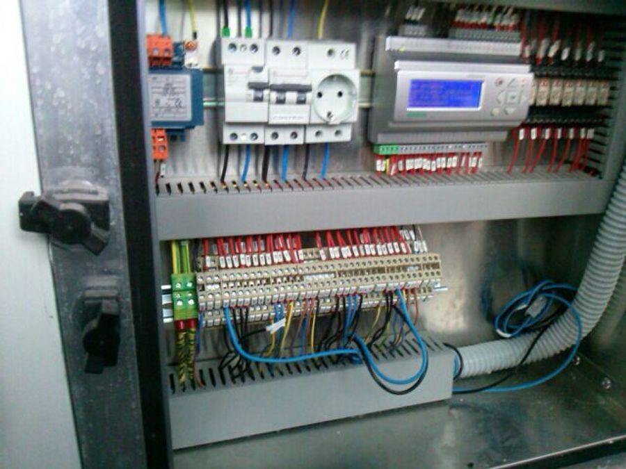 Control de climatizador de quiófano