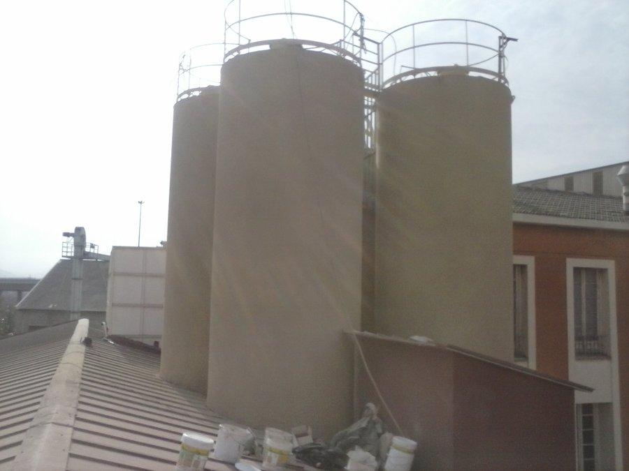 Corcho proyectado aislamiento para silos - Corcho proyectado opiniones ...