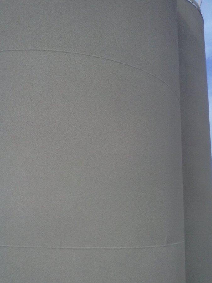 Foto corcho proyectado aislamiento para silos de - Corcho proyectado opiniones ...