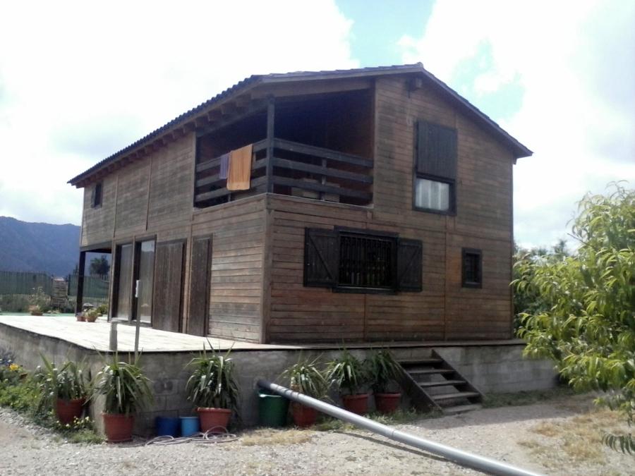 Foto corcho proyectado en casa de madera prefabricada de - Casas prefabricadas en valladolid ...