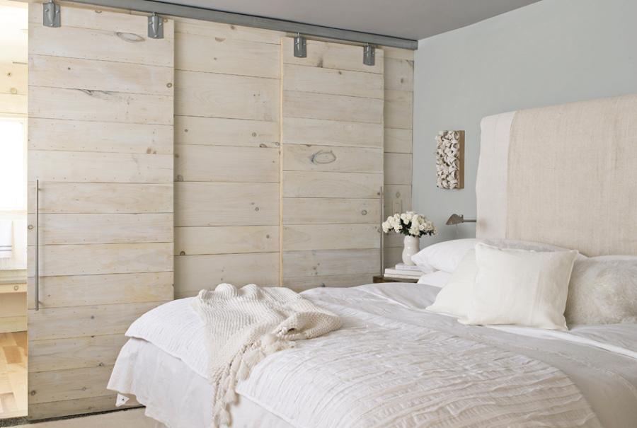 Puertas correderas que ahorran y unen espacios ideas - Modulos armarios empotrados ...