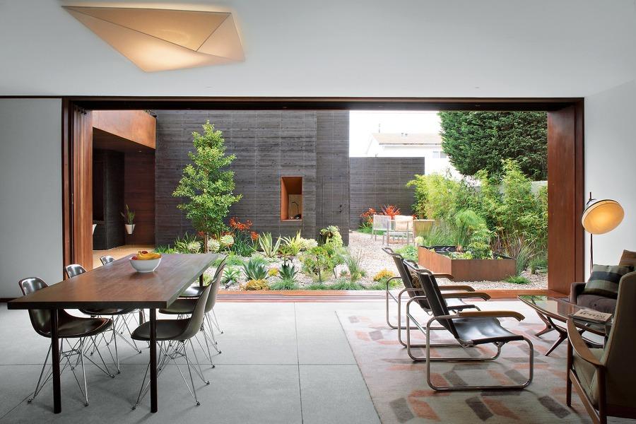 Puertas correderas que ahorran y unen espacios ideas for Puertas correderas exterior