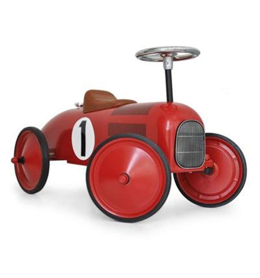 Correpasillos coche rojo