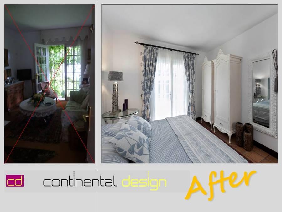 Cortijo Blanco Dormitorio