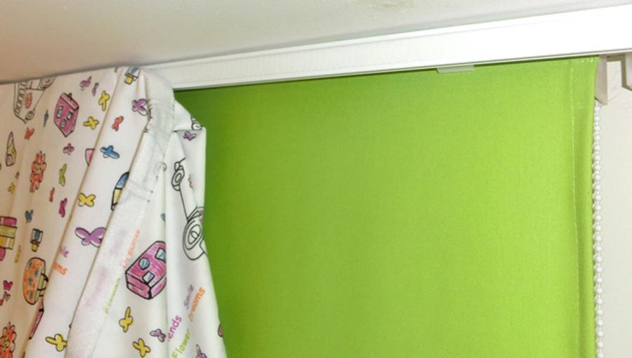 Trucos para refrescar tu casa f cilmente ideas decoradores for Soportes para colgar cortinas