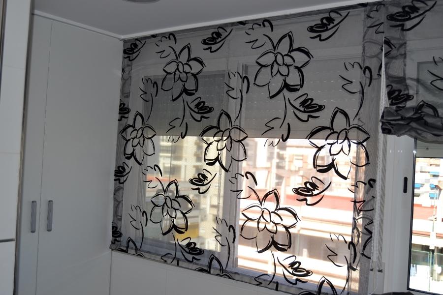 Foto cortinas cocina de nova llum proyectos de - Ideas cortinas cocina ...