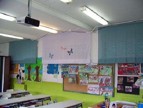 Cortinas colegio antonio machado ideas art culos decoraci n for Cortinas para aulas