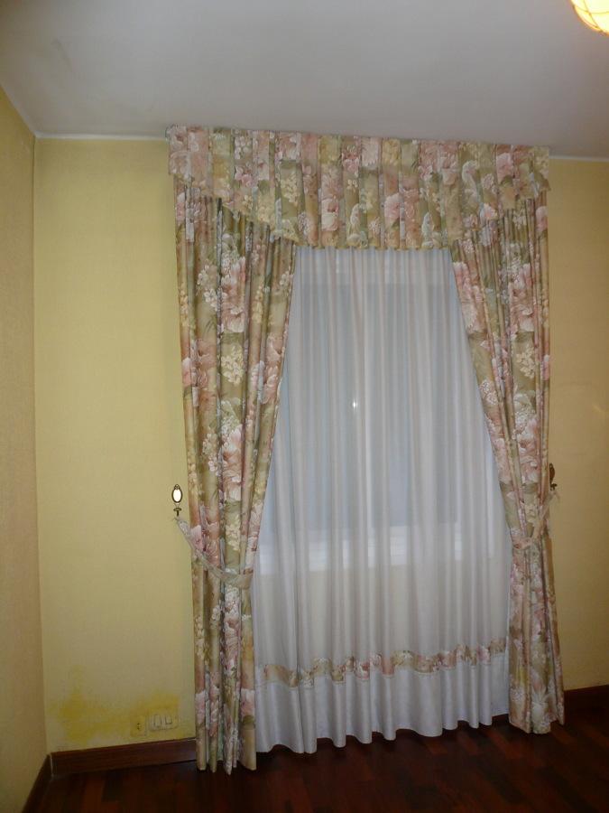 Estores y edredon a juego alfombra de pasillo cortina con - Cortinas para pasillos ...