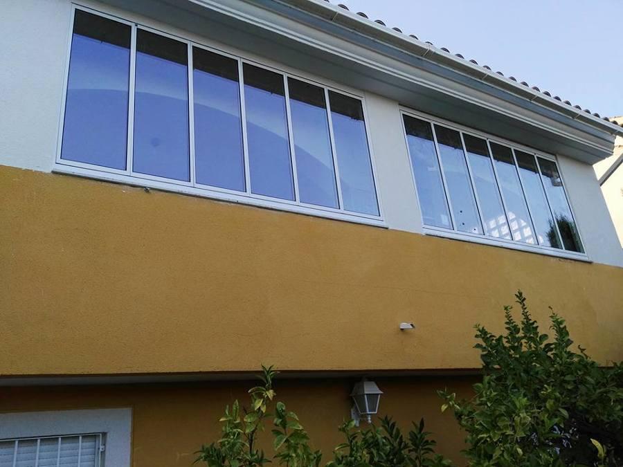 cortinas de cristal climalit 3