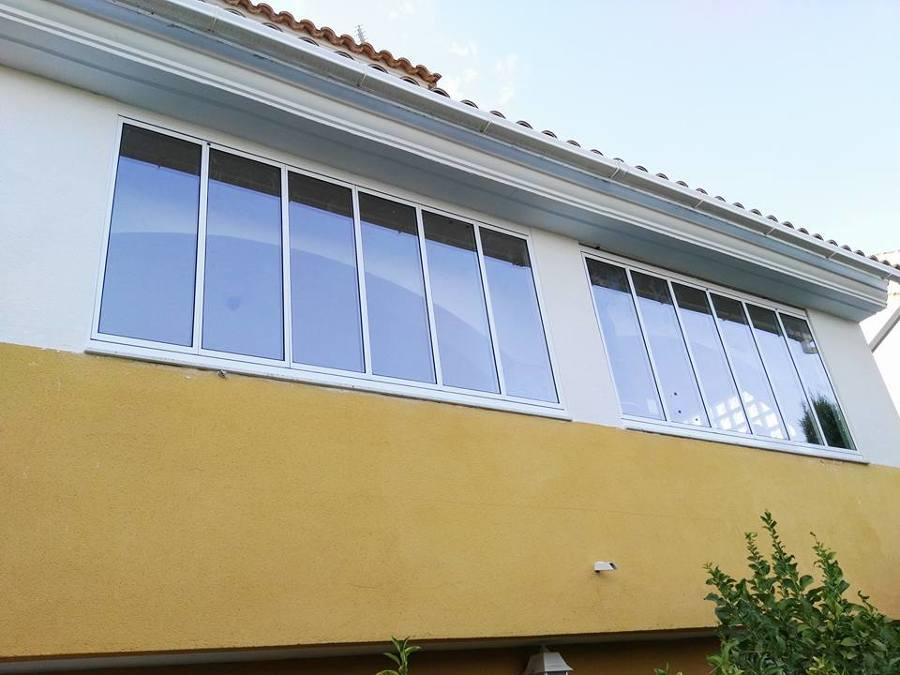 cortinas de cristal climalit 4