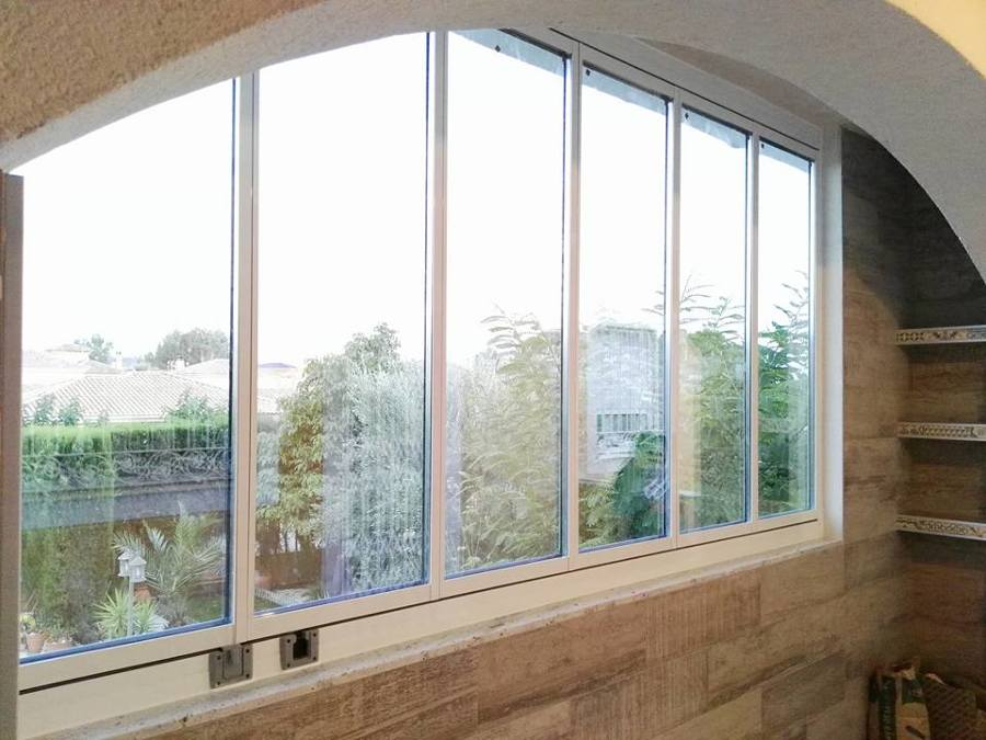 cortinas de cristal climalit 5