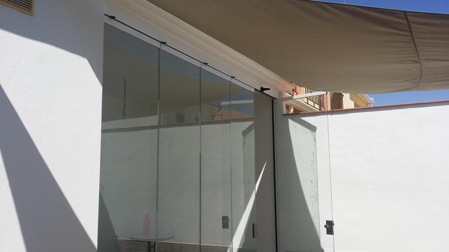 Cortinas de cristal en m laga moderglass ideas cristaleros - Cortinas de cristal malaga ...