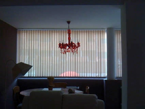 Cortinas verticales screen