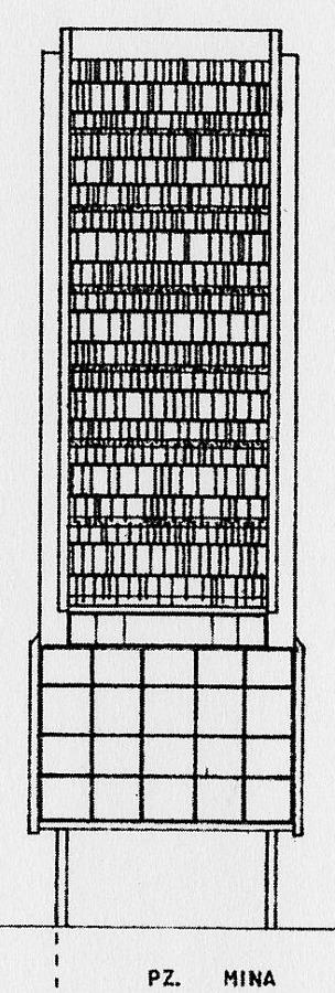 Croquis original Arquitecto