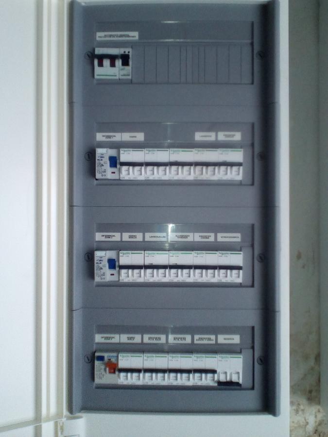 cuadro eléctrico rotulado 2