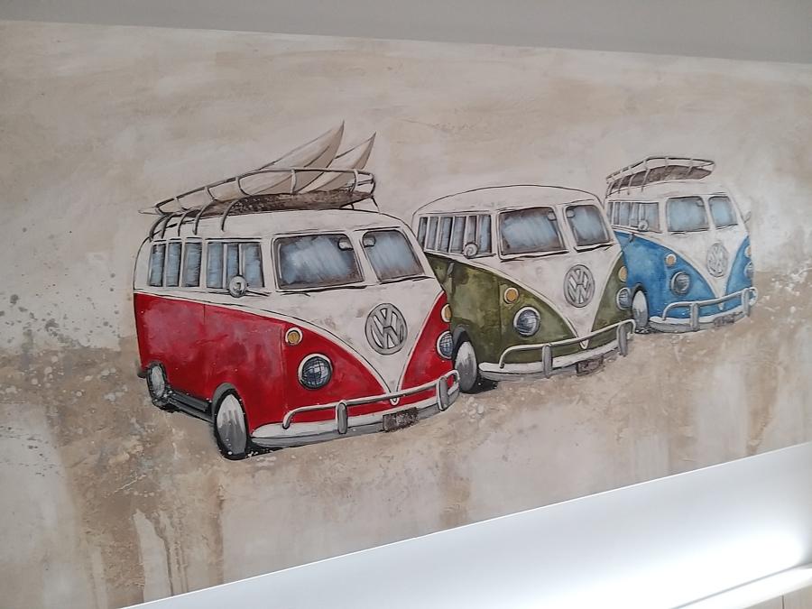 CUADRO FURGONETAS VW