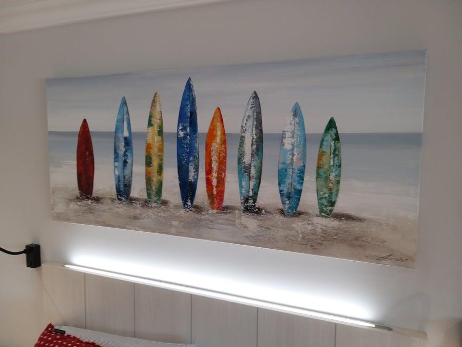 CUADRO TABLAS DE SURF
