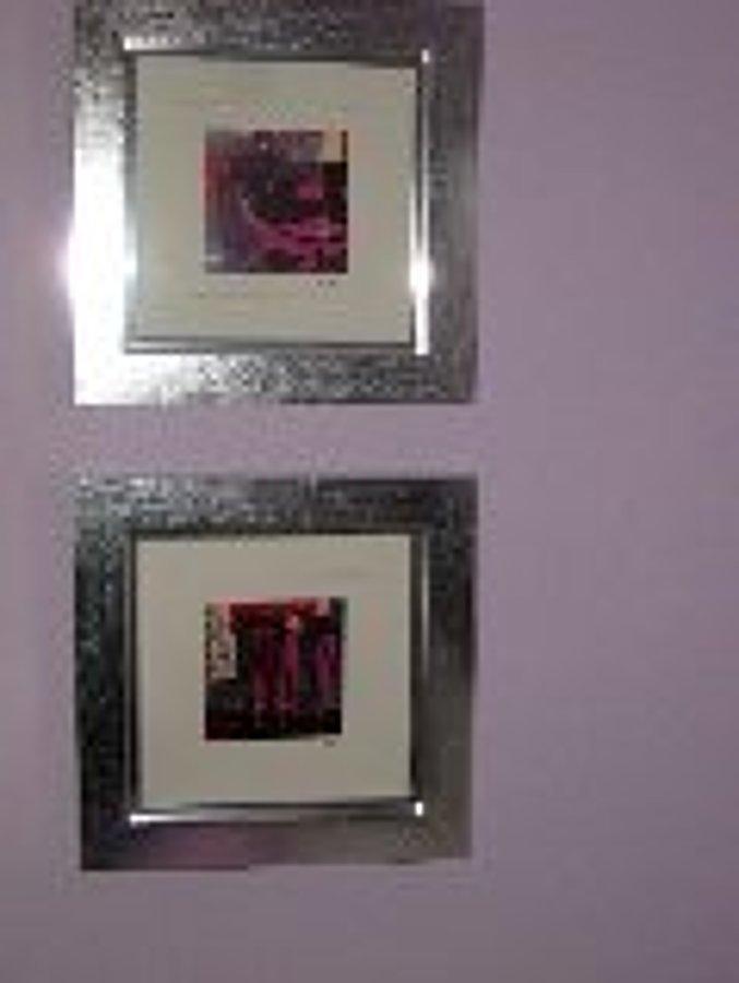 Foto cuadros decorativos de blanc o arquitectura de for Cuadros decoracion zaragoza