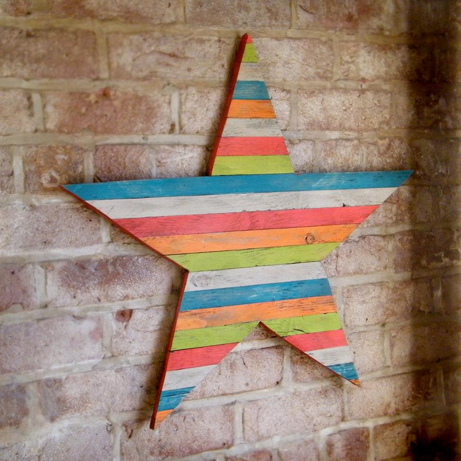 cuadros palés de estrella