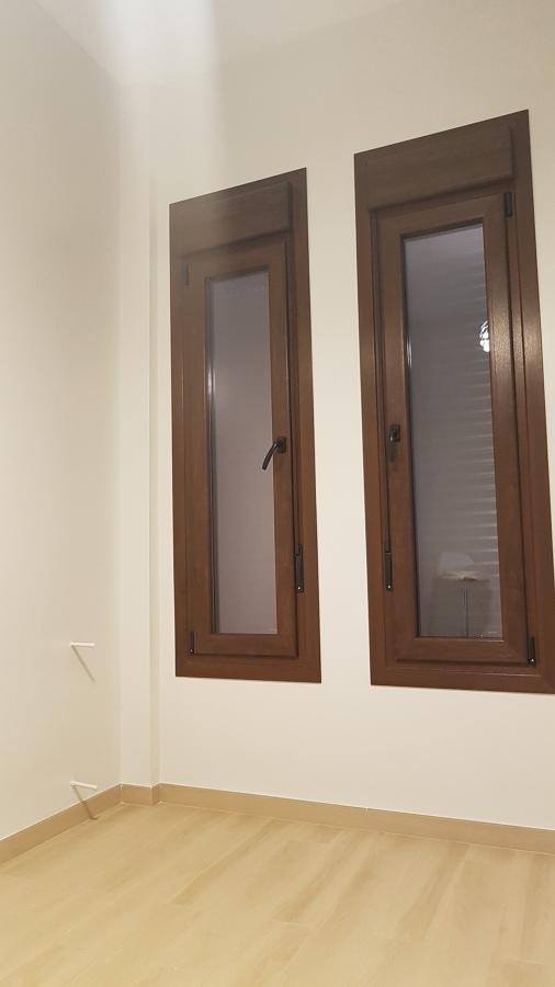 Cuarto con ventana doble