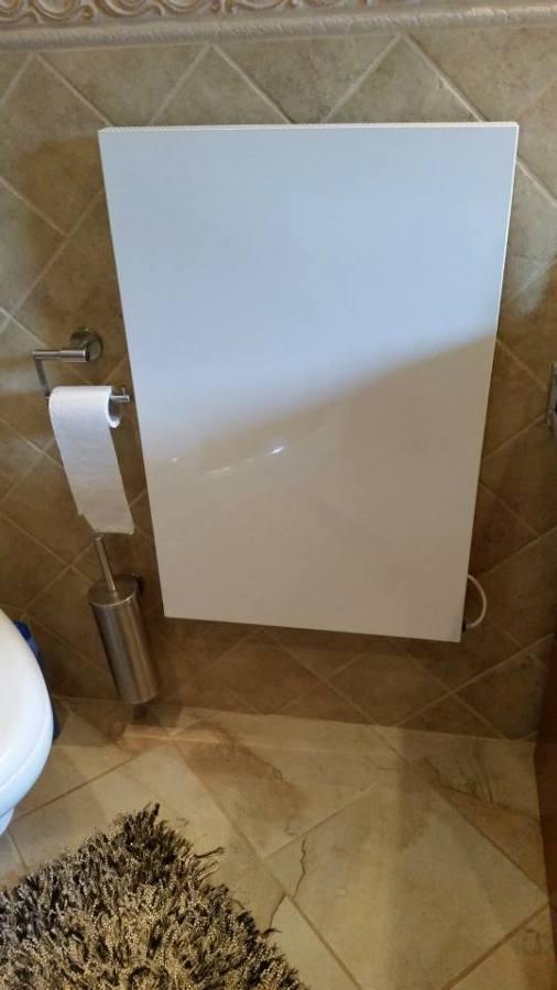 cuarto de baño 450 vatios