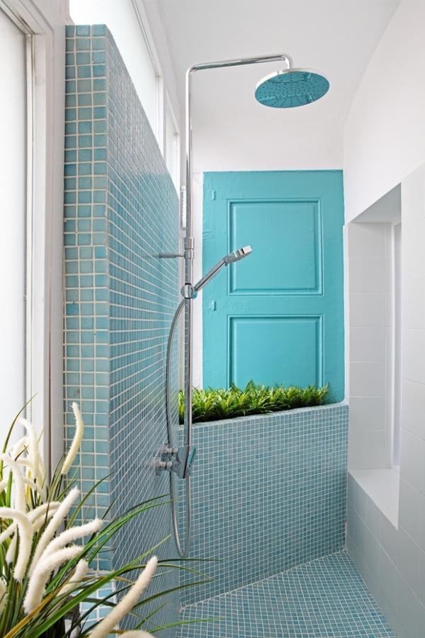 cuarto de baño con alicatado