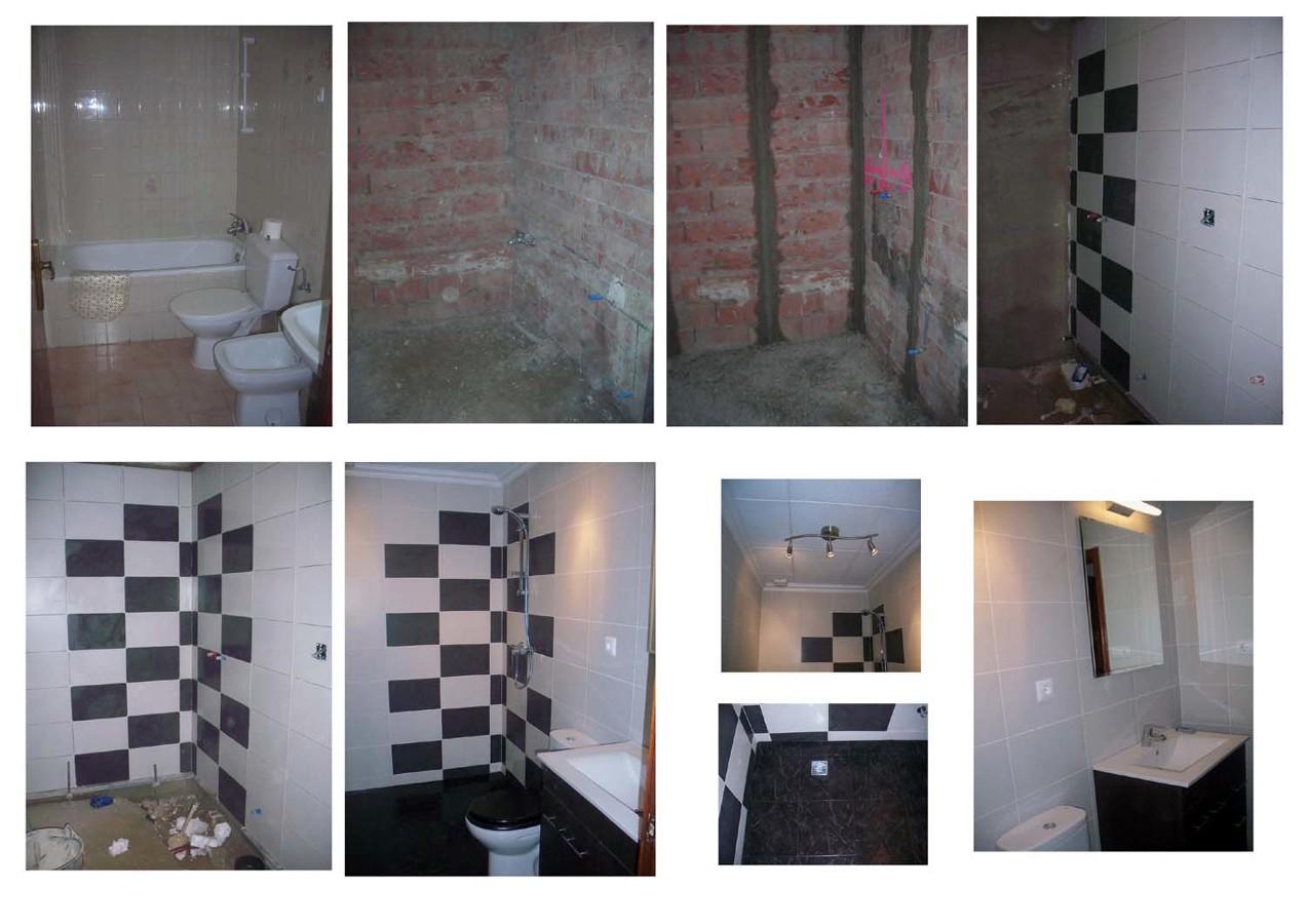 Foto cuarto de ba o con ducha italiana de david 258665 for Ver cuartos de bano con ducha