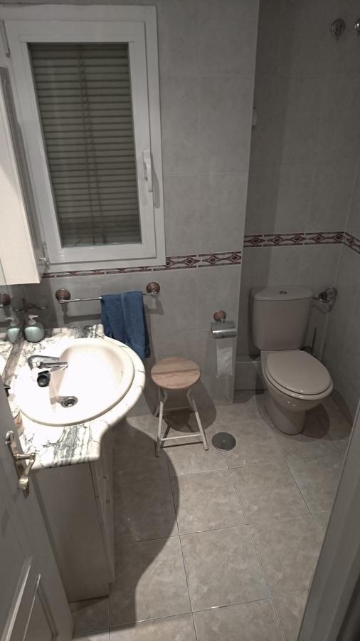 Cuarto de baño 2, estado inicial.
