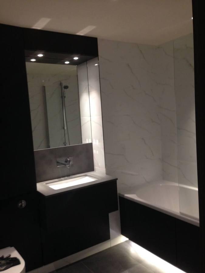 Cuarto de baño marmol