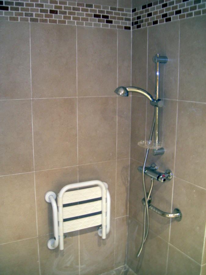 Reforma Baño Adaptado:Reforma y Adaptabilidad de un Cuarto de Baño para el uso de