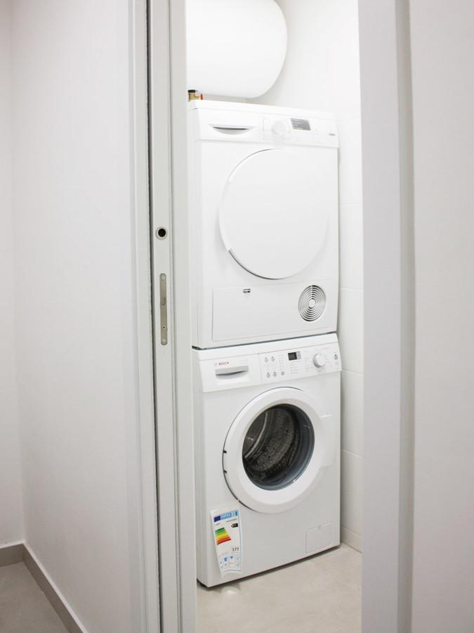 Cuarto para lavadora