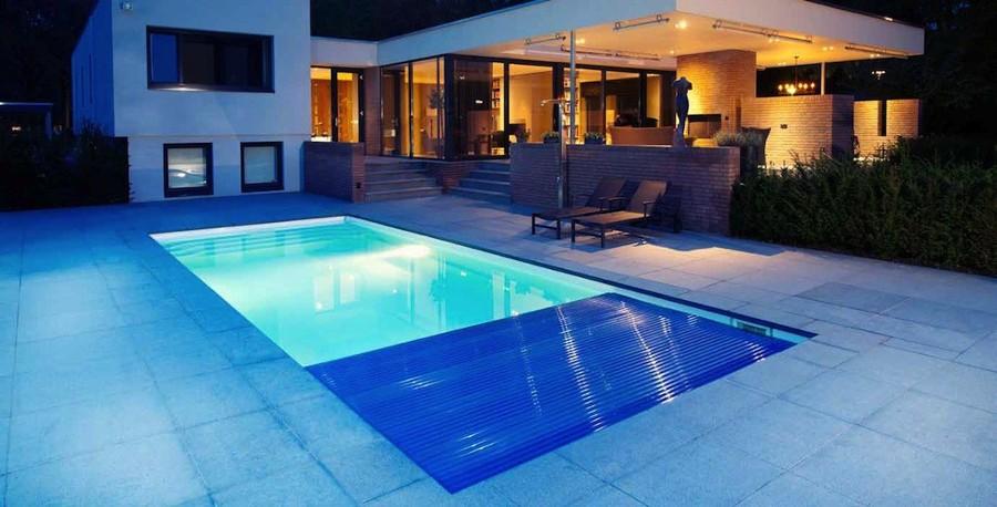 Foto cubierta piscina de loxone 906634 habitissimo for Piscina cubierta alminares granada