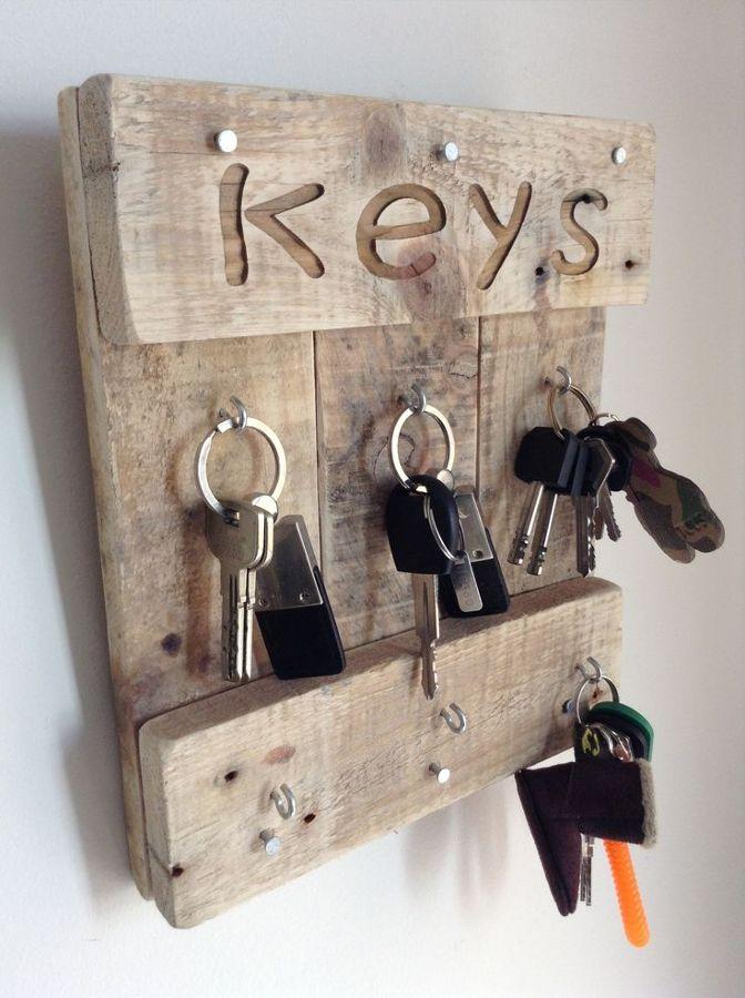 Cuelga llave con pales