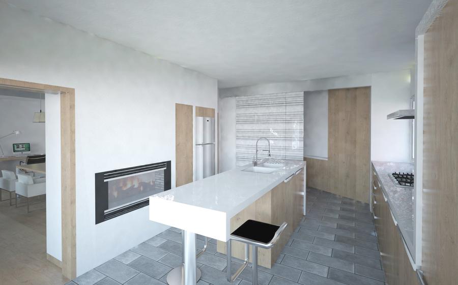 Habitatge unifamiliar girona montilivi ideas arquitectos for Oficina habitatge girona