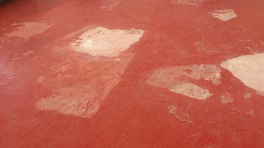daños hormigón reparados con resina epoxi
