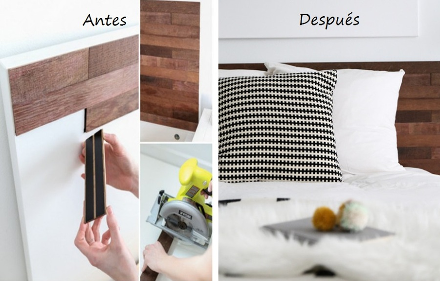 Trucos para modificar tus muebles de ikea ideas decoradores for Transformar muebles de ikea