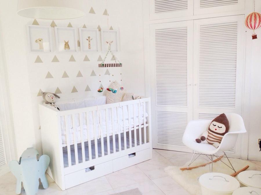 Animales reyes de la selva y de la decoraci n infantil - Dormitorios infantiles decoracion ...