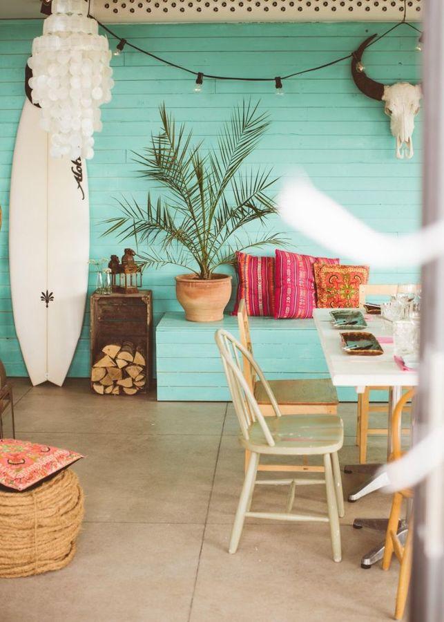 Decoración beach cottage