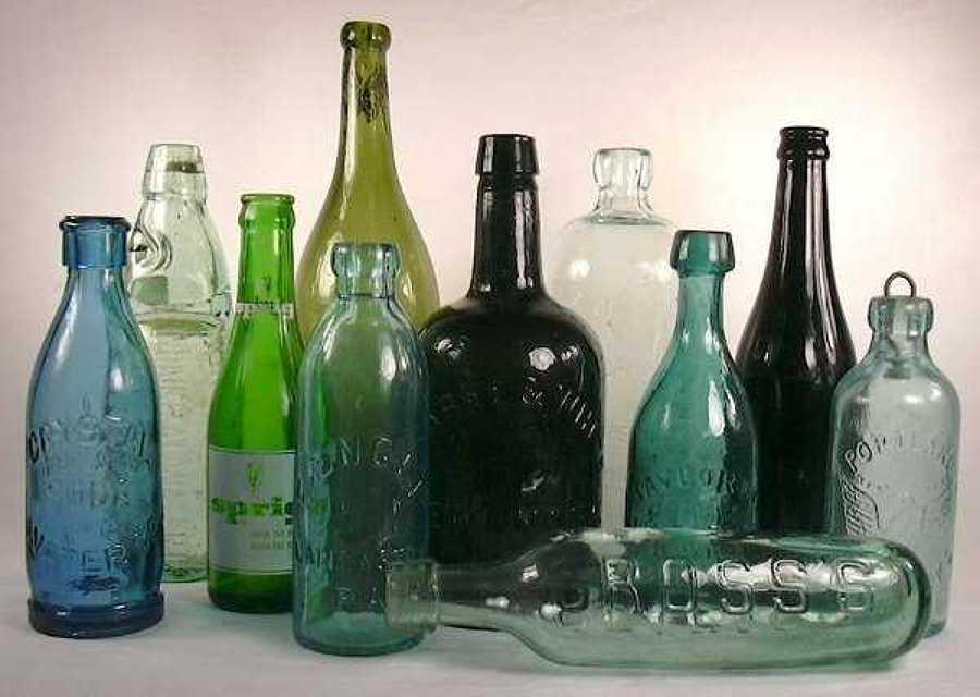 C mo decorar con botellas de cristal ideas cristaleros - Decorar botellas de cristal ...