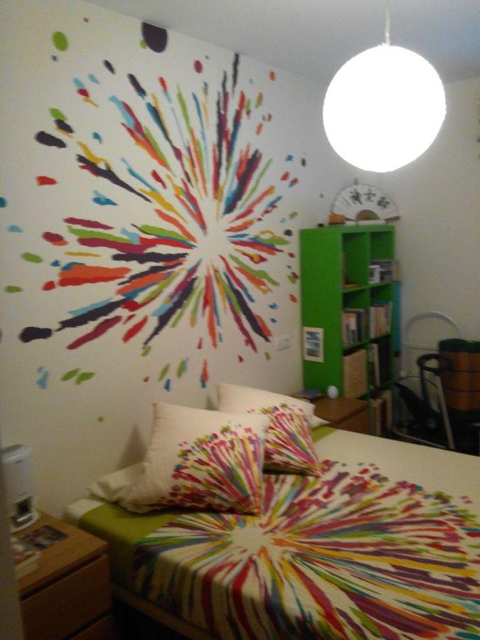 decoracion cama