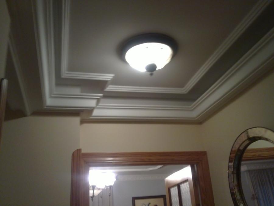Techos de escayola con luz indirecta luz incrustada en techo with techos de escayola con luz - Luz indirecta techo ...