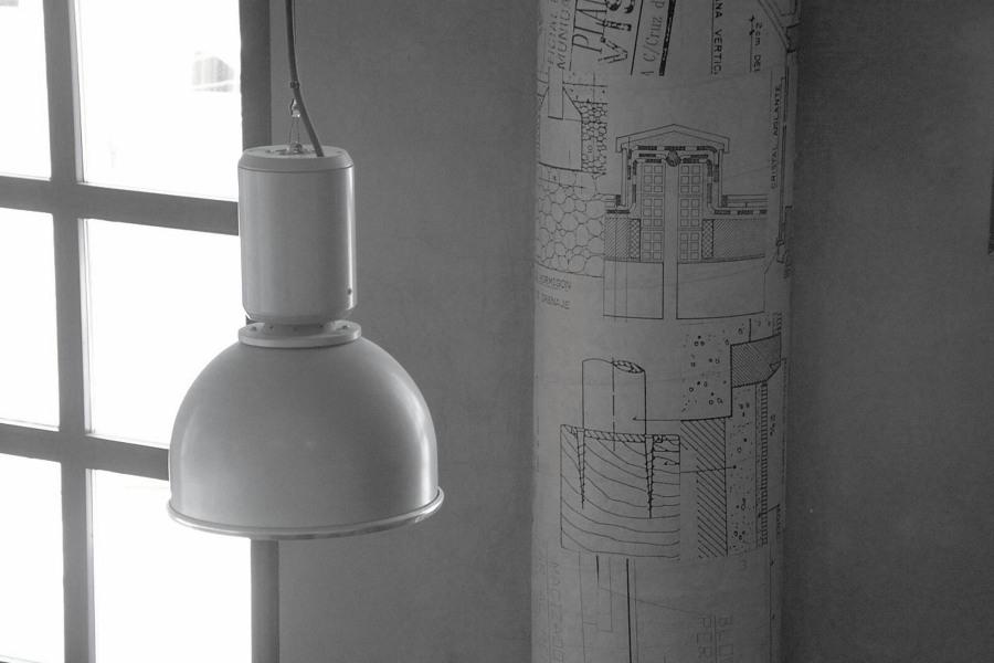 Decoración de Estudio de Arquitectura - El Campello