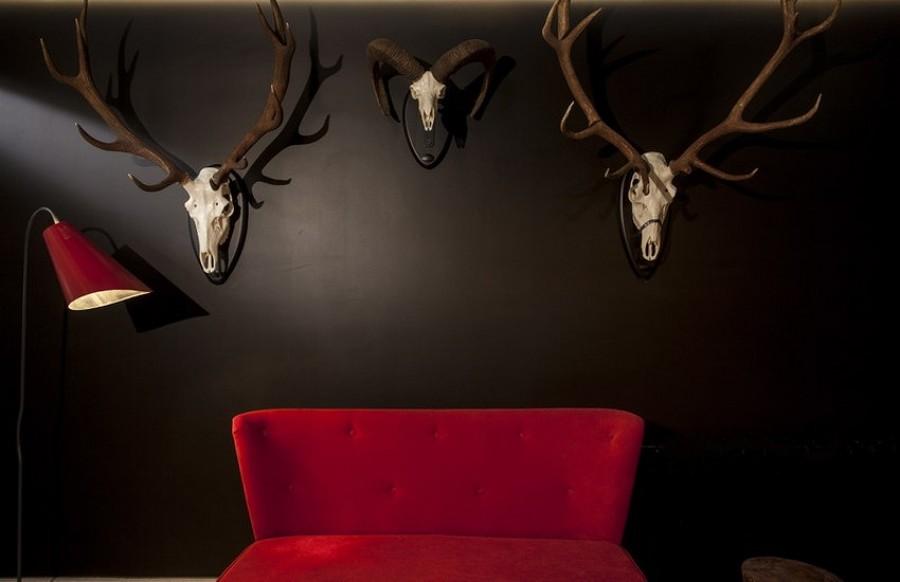 Decoración de hoteles en Valladolid - La casita de la Planta