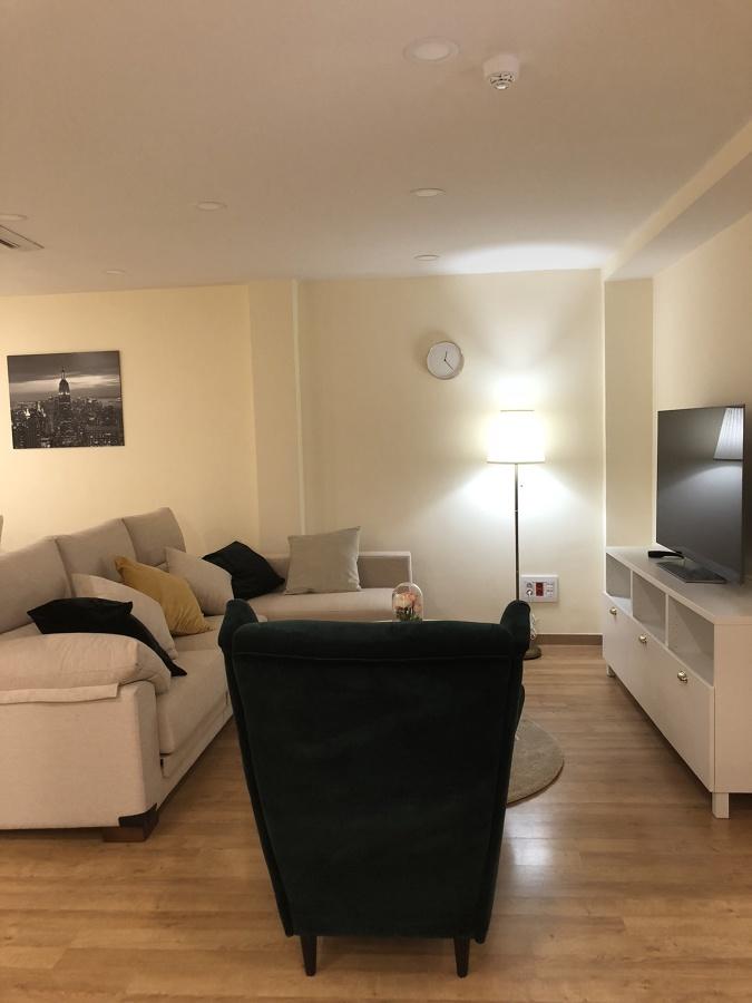 Decoración de muebles en el salón